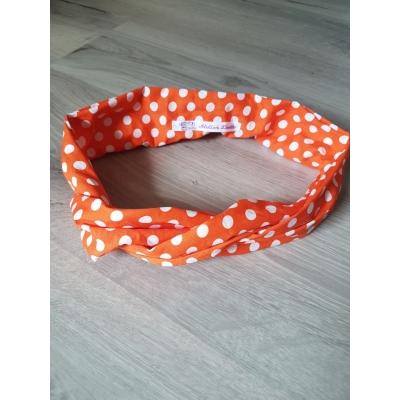 Haarband orange