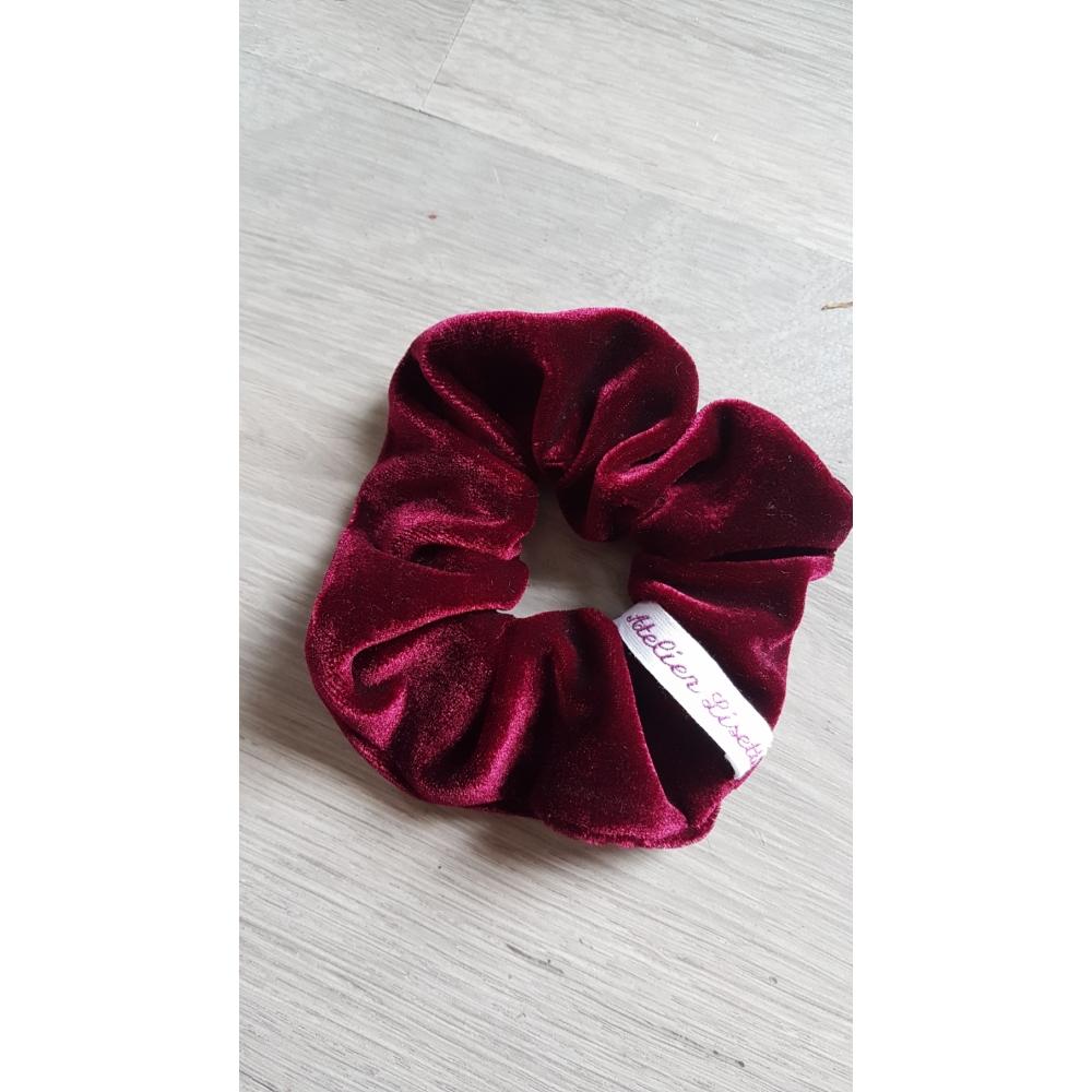 Scrunchie red velvet